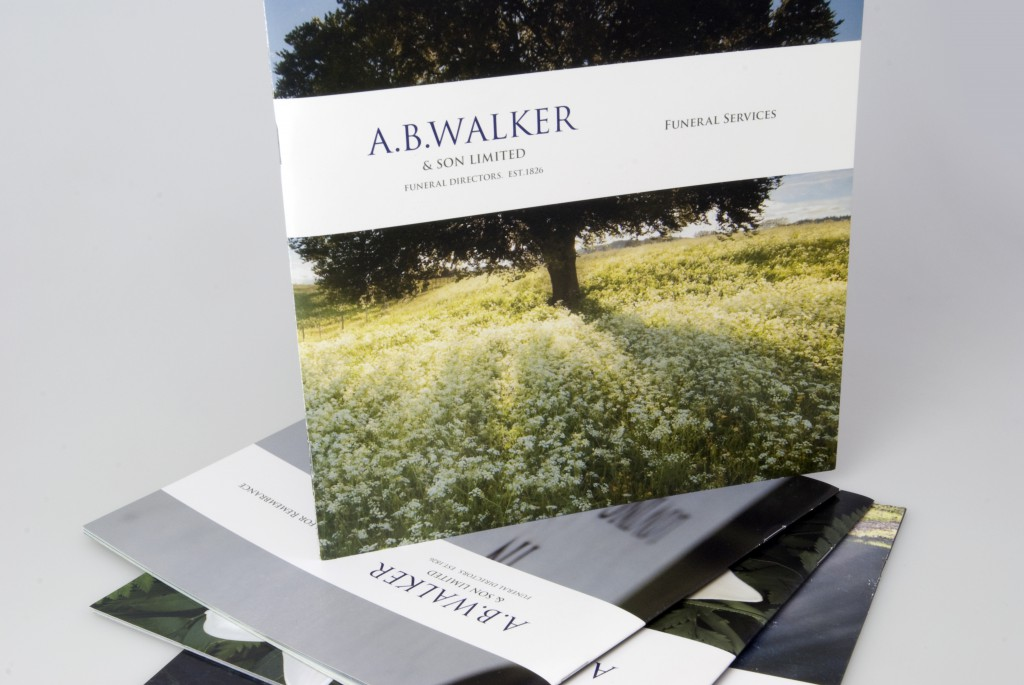 AB Walker Brochures