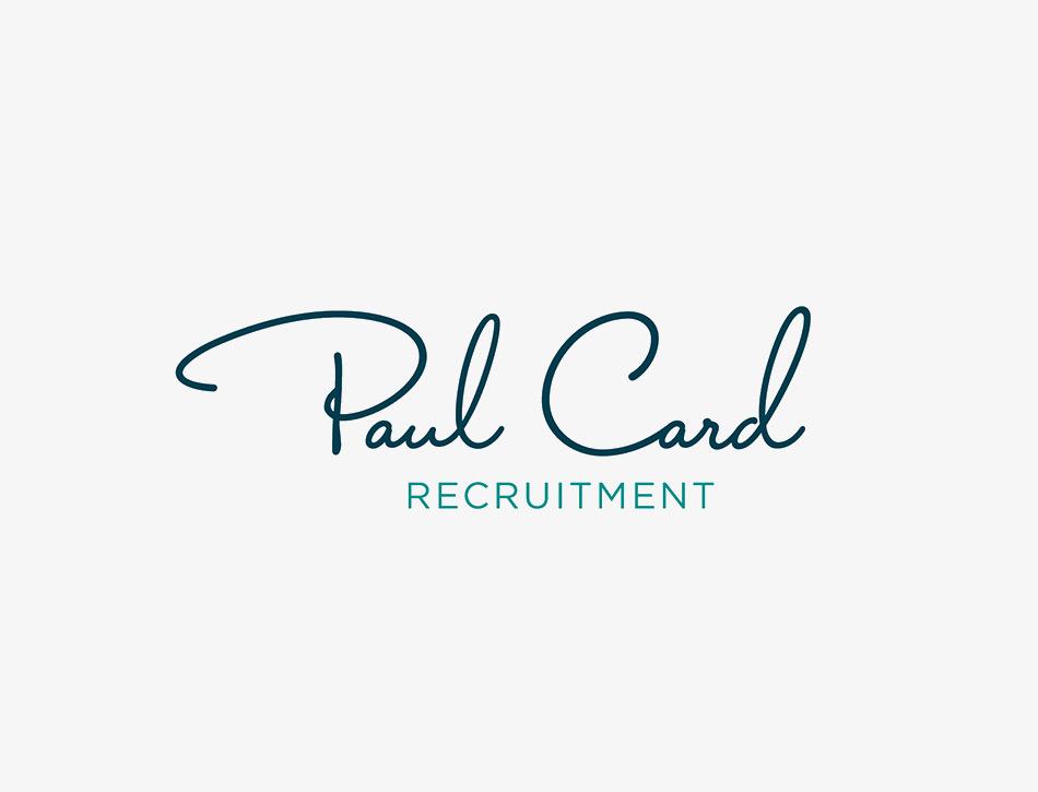 Paul Card Recruitment Logo